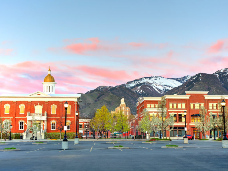 Cheapest Places to Live in Utah
