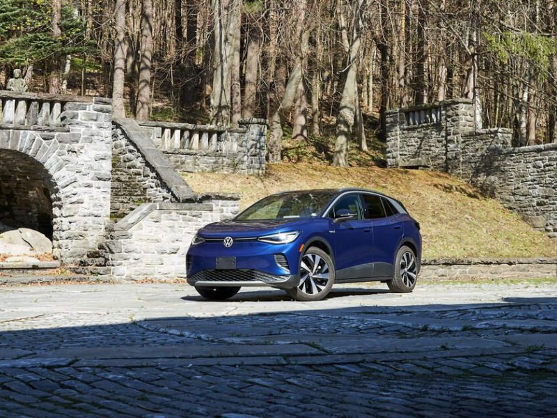 2021 Volkswagen ID 4 review: Hitting the EV sweet spot