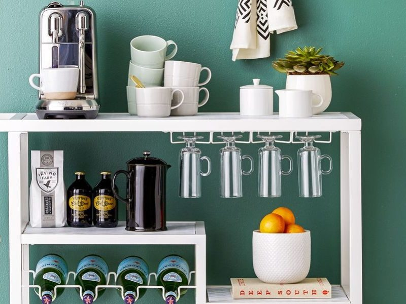 20 Coffee Bar Ideas for Your Home