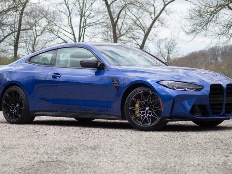 2021 BMW M4 review: Down to clown