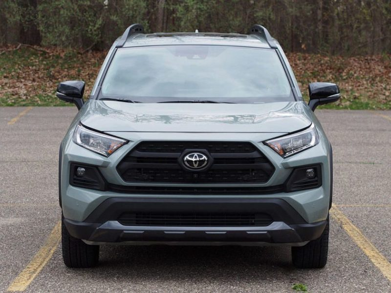 2021 Toyota RAV4 review: Satisfying if not quite superb