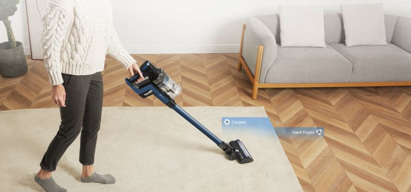 The Proscenic P10 PRO vacuum cleaner helps you clean your place better