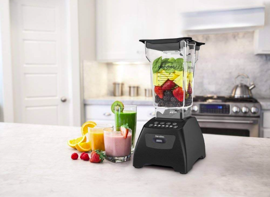 A supercharged Blendtec blender is at the lowest price we've seen
