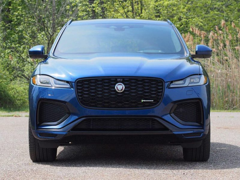 2021 Jaguar F-Pace first drive review: Don't let the wrapper fool you