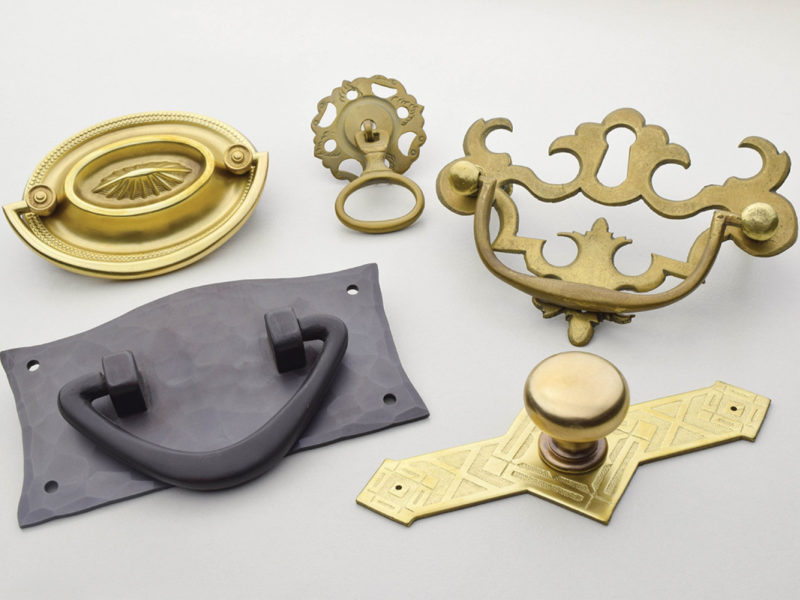 Brief History of Furniture Brasses