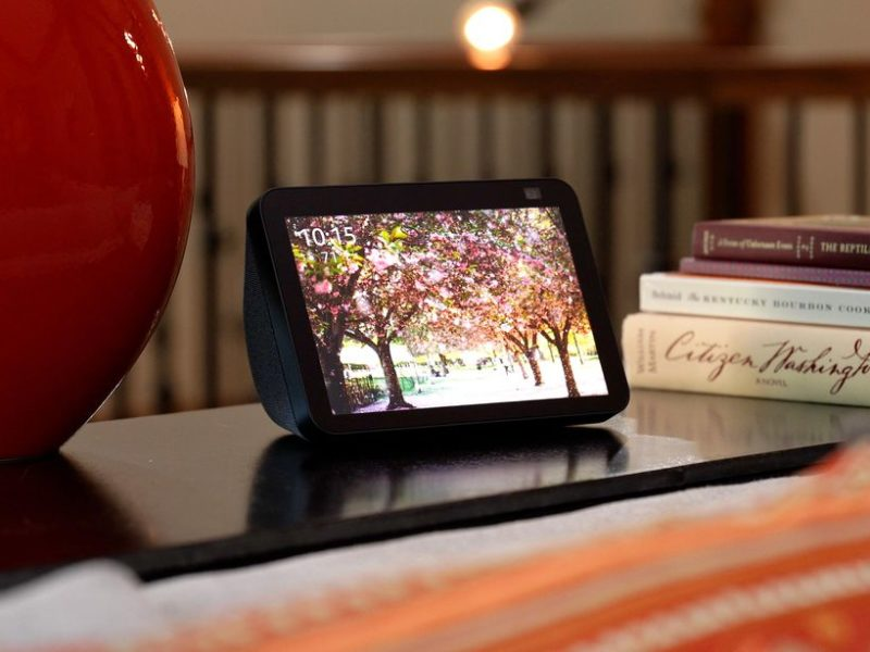 Amazon Echo Show 8 (second gen) review: Great upgrades for video callers, good updates for everyone else