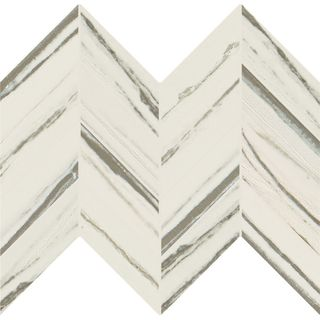 Vertuo Chevron mosaic for floor and wall