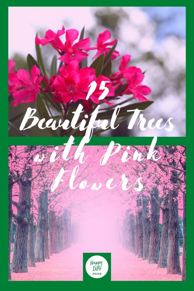2 15 Beautiful Trees with Pink Flowers