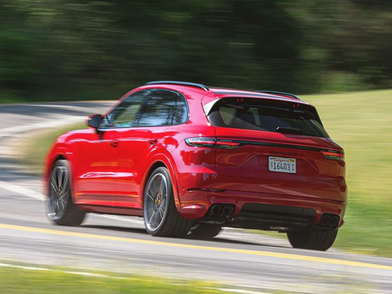 2021 Porsche Cayenne GTS review: Heck yeah, the V8's back