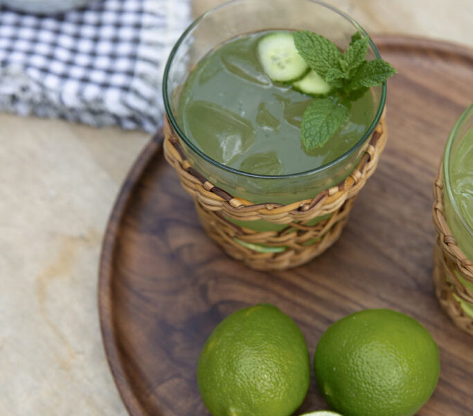 Recipe: River Fairy Cocktail with AMASS
