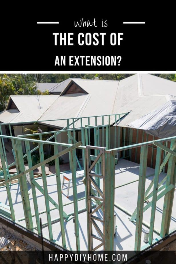 cost of extension 1