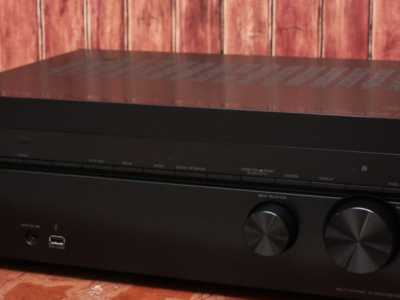 Sony STR-DN840 review: The best AV receiver value of the year
