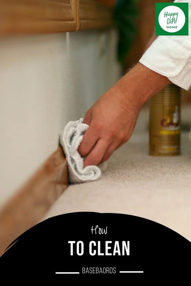 How to Clean Baseboards 2