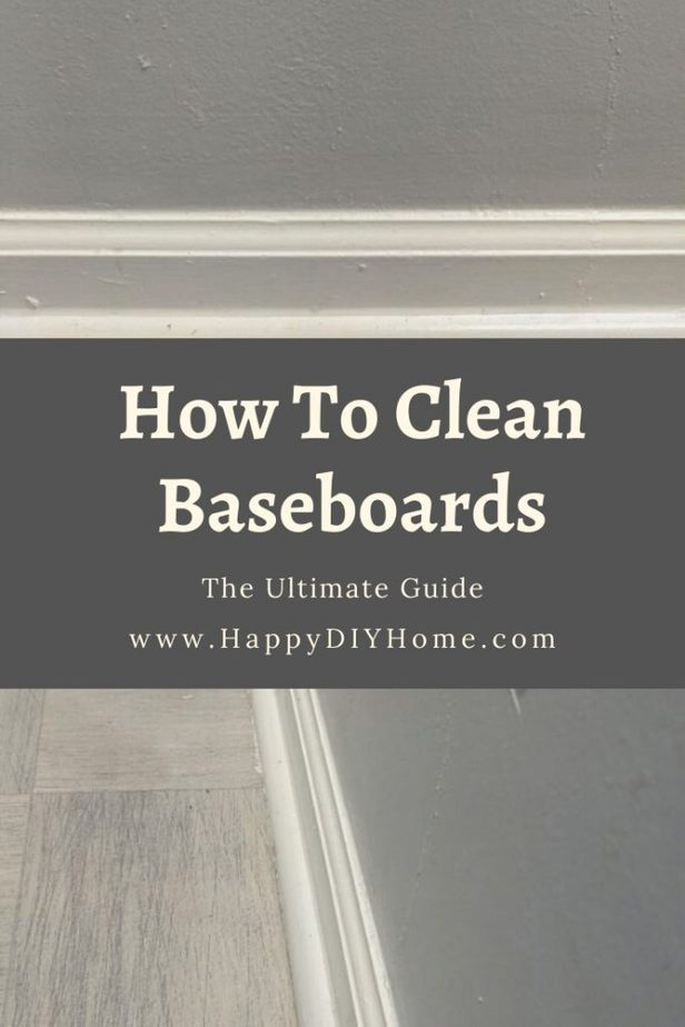 0. How to Clean Baseboards