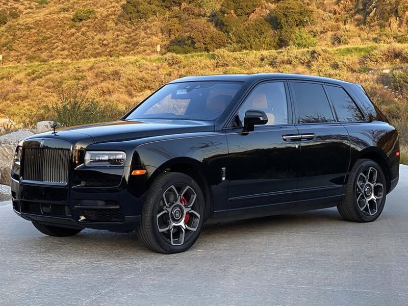2020 Rolls-Royce Cullinan Black Badge review: Stealth standout