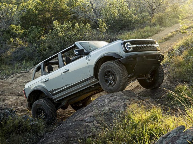 2021 Ford Bronco first drive review: Legit Jeep slayer