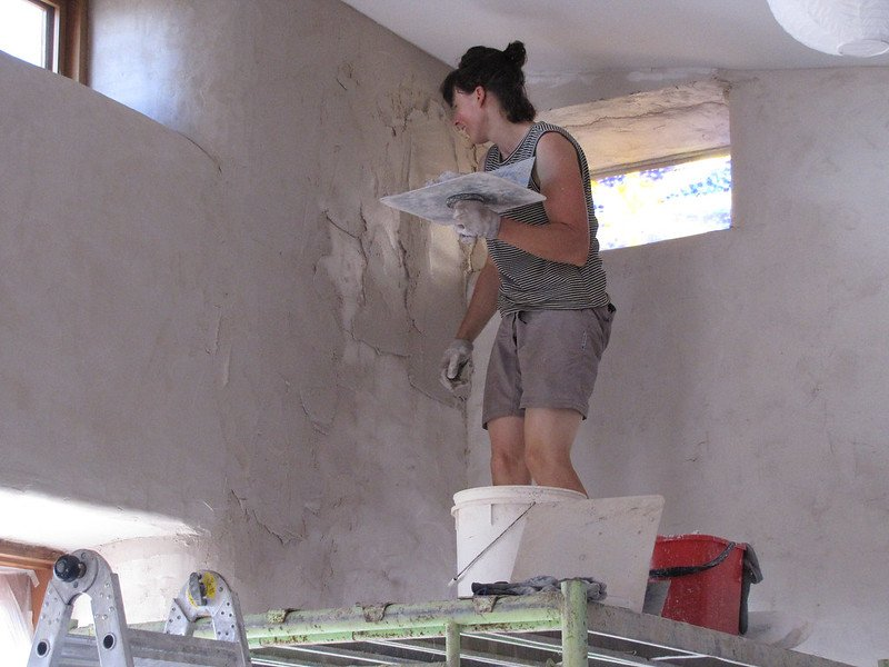 1 Plastering a Wall