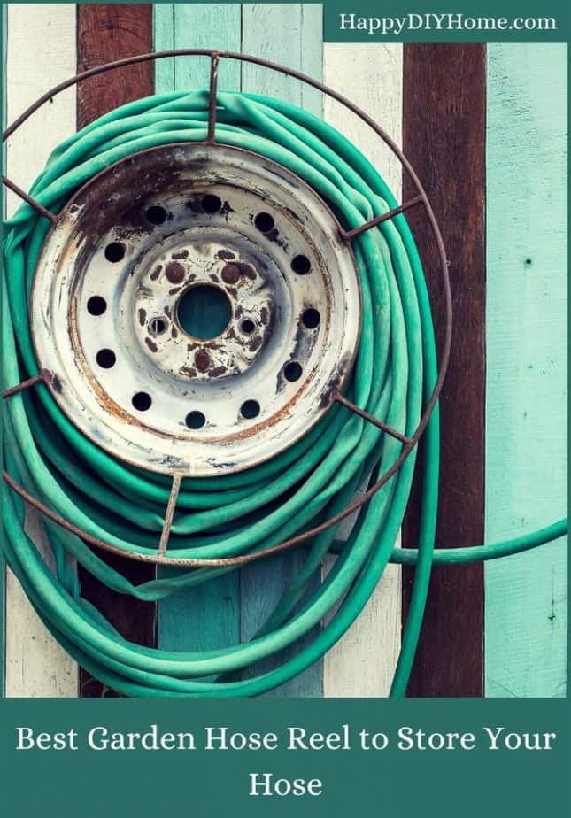 Best Garden Hose Reel to Store Your Hose Cover