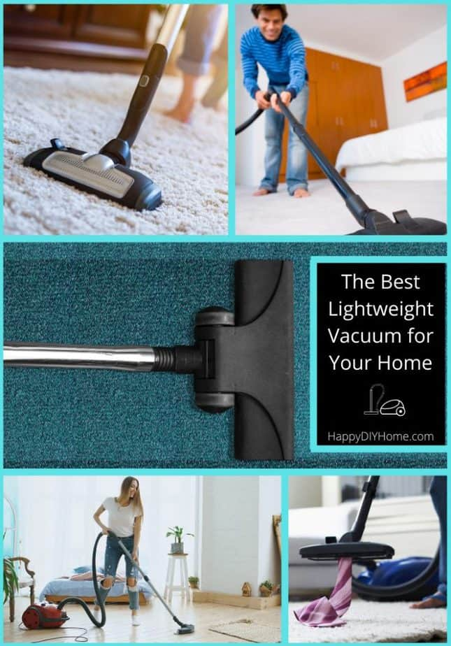 The Best Lightweight Vacuum for Your Home Cover