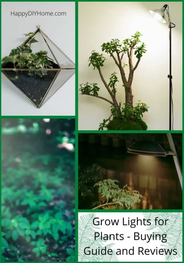 Grow Lights for Plants Buying Guide and Reviews