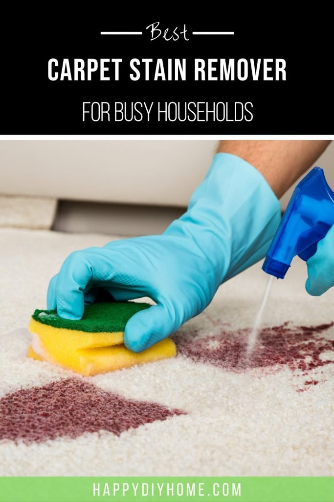 Carpet Stain Remover 1
