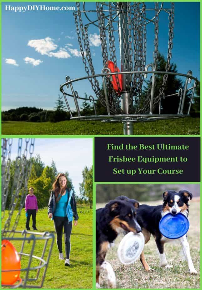 Find the Best Ultimate Frisbee Equipment to Set up Your Course Cover 1