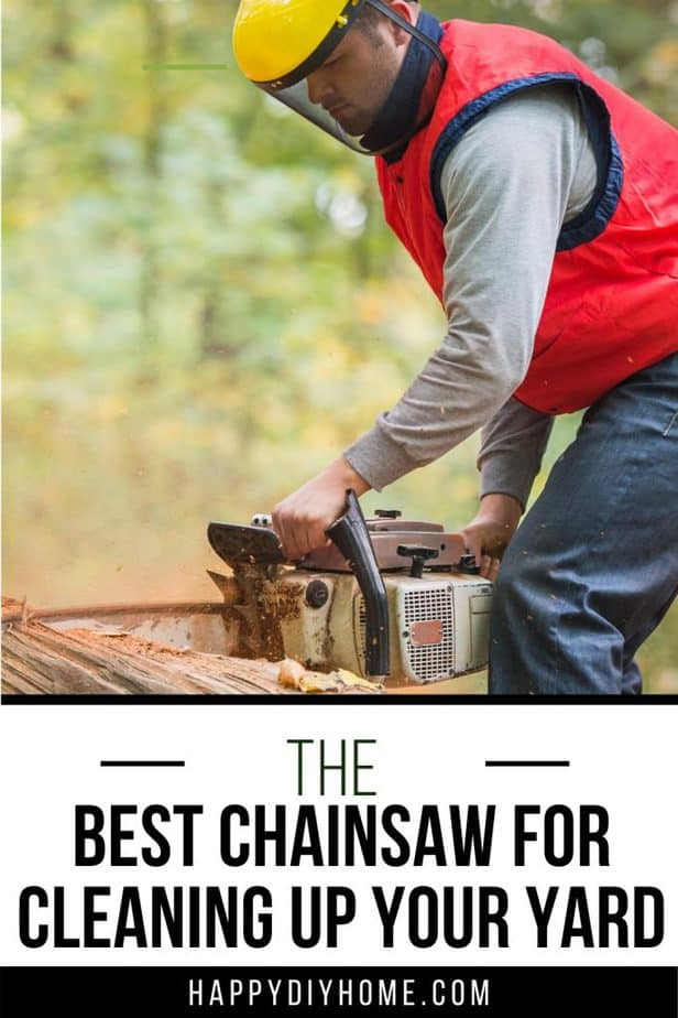 Chainsaw Cover Option 2