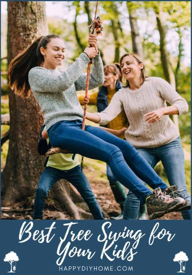 Best Tree Swing for Your Kids