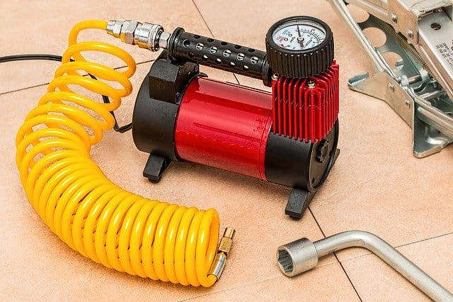 1 Example of a Hobby Style Air Compressor