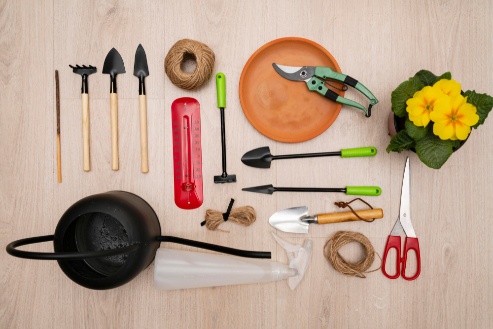 The Ultimate Garden Tool Guide