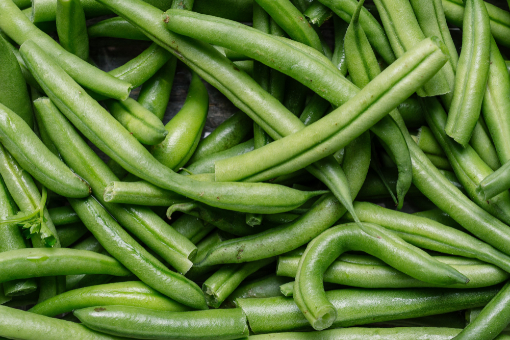 Preserve fresh and dried beans